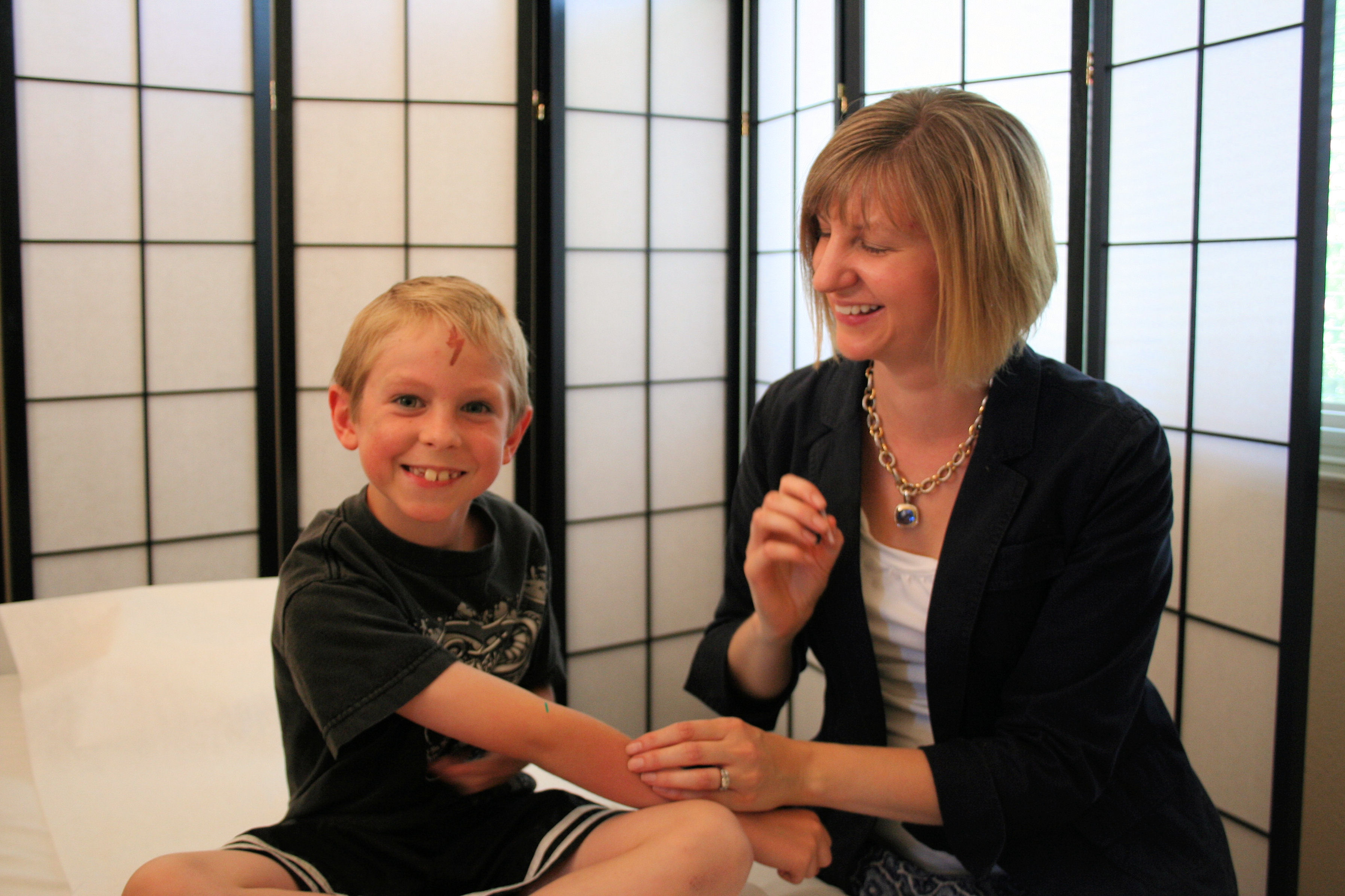 Kids Love Acupuncture Party… Now a Blog!