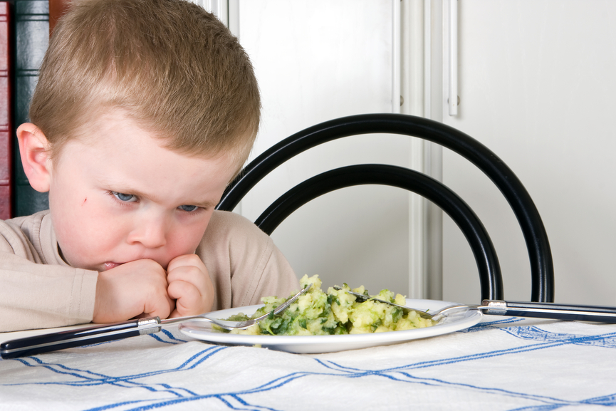 Survival Guide for Parents of Picky Eaters