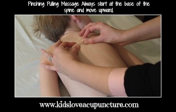 Pediatric Tuina Massage for Cough