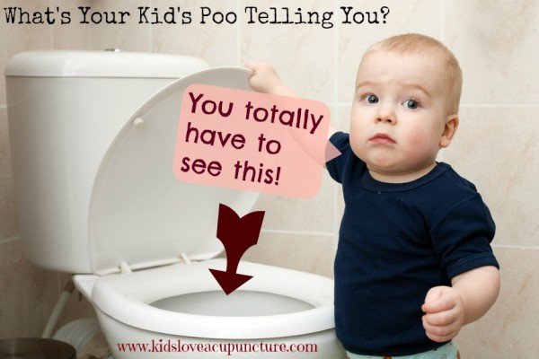 What's Your Kid's Poo Telling You? Part 1 Constipation
