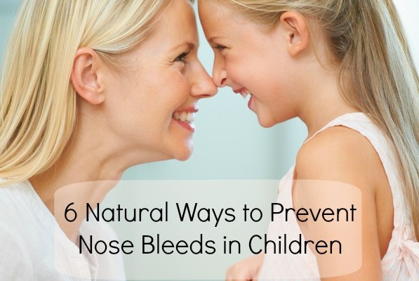 6 Natural Ways to Prevent Nose Bleeds in Children