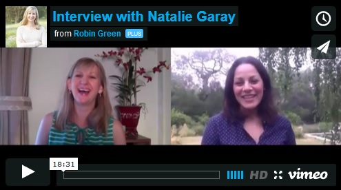 Natalie Garay interview image