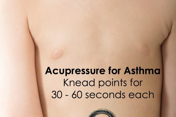 Controlling Childhood Asthma Better through Acupressure and Acupuncture